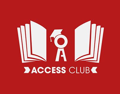 Access Club Logo Presentation