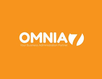 OMNIA 7 Logo Proposal