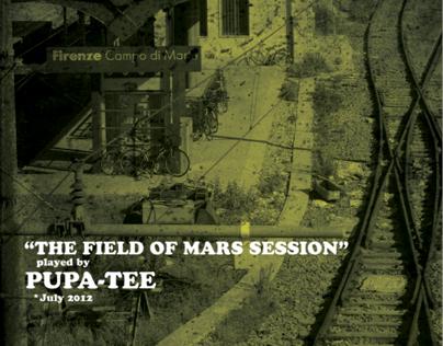 PUPA-TEE - THE FIELD OF MARS SESSION [Artwork]