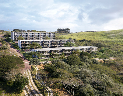 Forest View Apartments, Elaleni Estate, Salt Rock, ZA