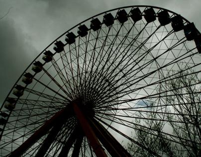 Photography II - Spree-Park, Berlin: amazingly spooky