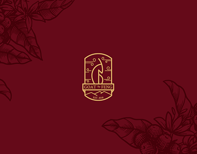 Goat by Feng Specialty Coffee - Brand Identity