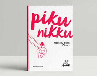PIKUNIKKU - Illustrated book about Japan