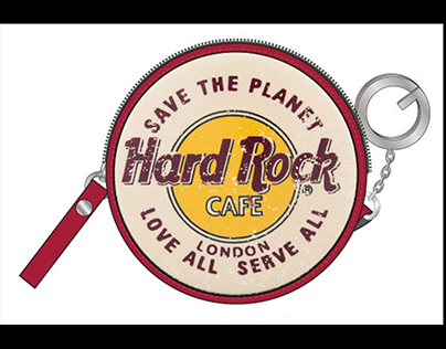 Hard Rock Cafe Accessories Presentation