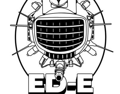 Ed-E Illustration
