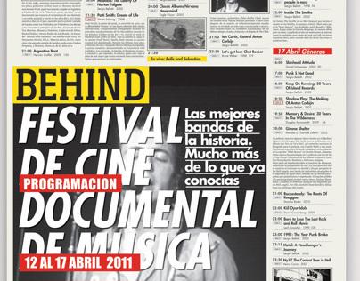 Behind Festival
