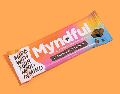 Myndful Snacks Packaging