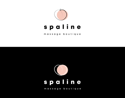 Logotype   Brand Identity   Spa Line