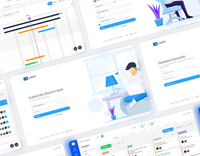 Cubicl - Dashboard Redesign