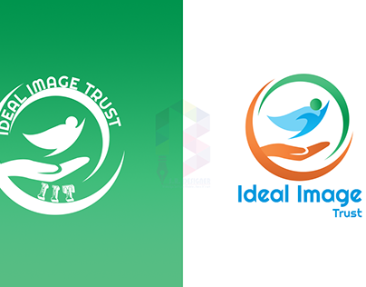 Logo and Brand Design for Ideal Image Trust NGO