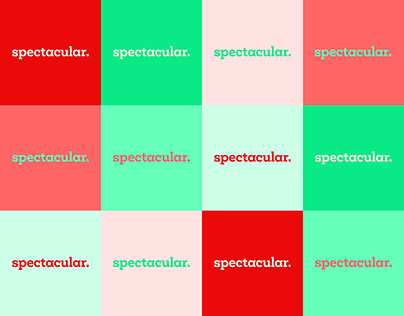 Spectacular - Branding