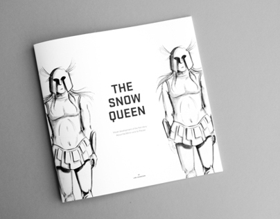 The Snow Queen: A visual development of the first story
