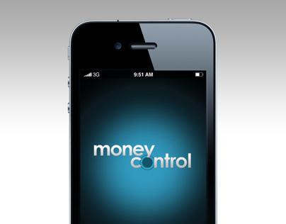 MoneyControl iPhone app