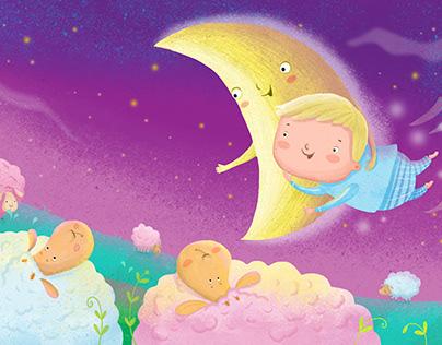 "Children's book ""Good night"""