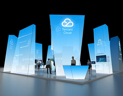 Tencent Cloud Stand Design