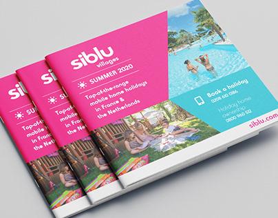 Brochure Design - SIBLU