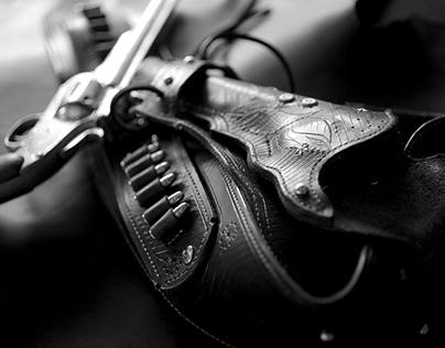 Revolver Rig - Smith & Wesson M.3