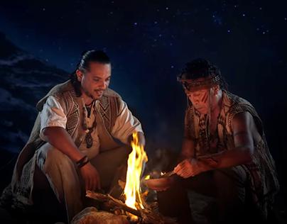 El Indio Lucio Rojas - De Corazón a corazón (videoclip)