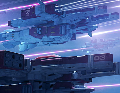 Infinite fleet / Lancer
