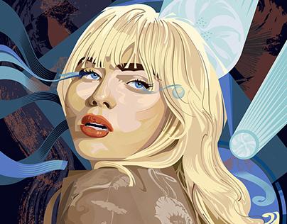 Billie Eilish Happier Than Ever Illustrations