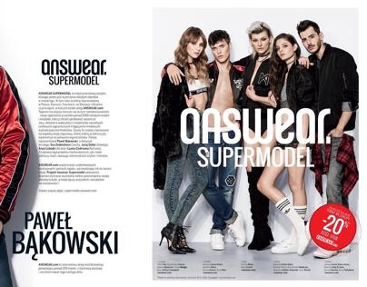 ANSWEAR #Supermodel / Viva! Moda