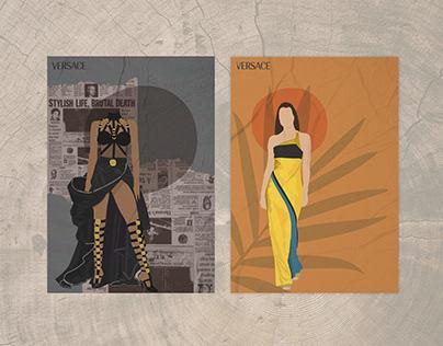 Versace | Recreating Iconic Designs