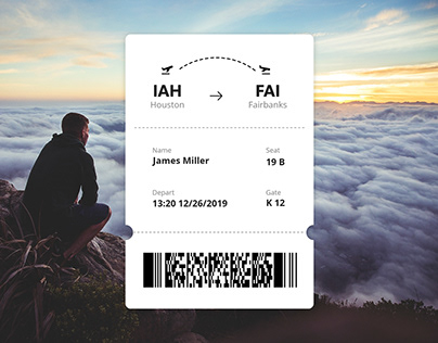 Day 024: Boarding Pass