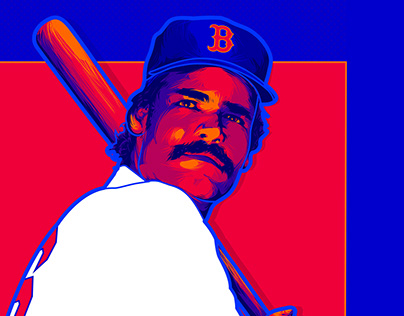 80's Sports - Wade Boggs