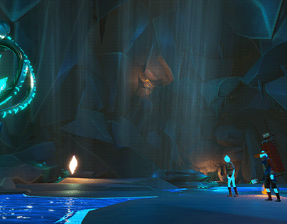 The Wander List: Cave System