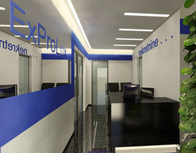 ExProLux office interior design