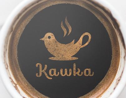 Kawka Cafe- Branding