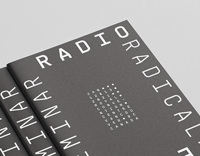 Radio Radical Reform Seminar