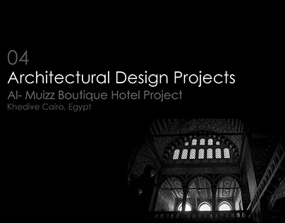 Architectural Design Projects - Design 6