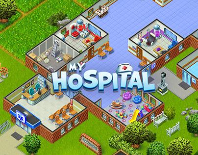 My Hospital - Assets