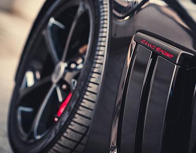 Retro Spective Garage - Chevrolet Corvette Grand Sport