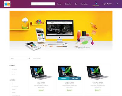 eCommerce React App