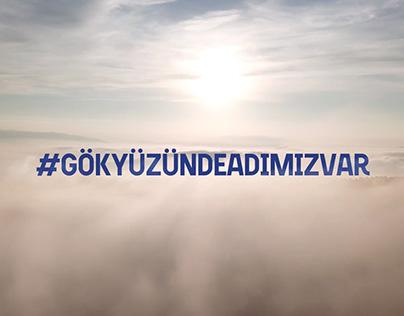 AnadoluJet - #GökyüzündeAdımızVar