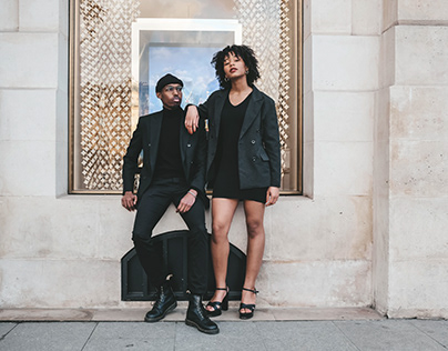 Clarice & Ahmed Fashion Story