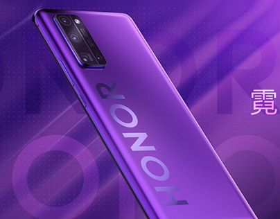 HUAWEI HONOR 30 PRO Introduction Video_PURPLE