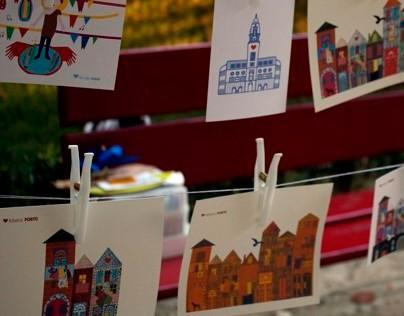 Postcards for Porto