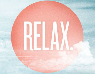 Relax. Film  Poster, Feature and Ad