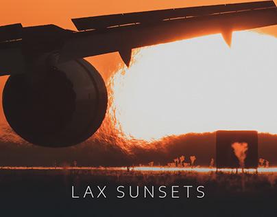 LAX   Sunset