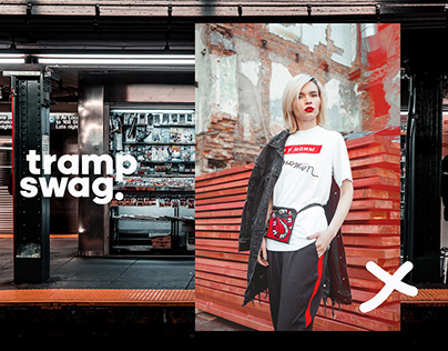 Identity & Web Design for Clothes Brand | NYC