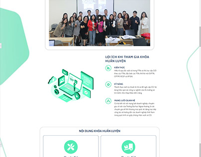 Project Landing Page