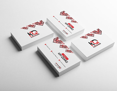 Template Name Card Business