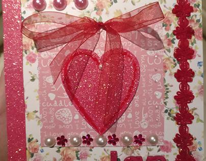 Love Card no 2
