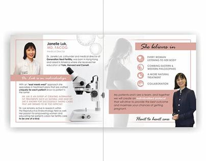 Bifold Medical Brochure