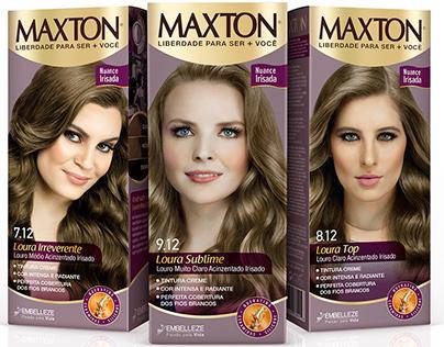 Tintura Maxton Irisadas Embelleze