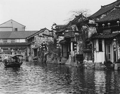 XITANG Water Town in 1999