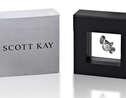 Scott Kay Holiday Packaging